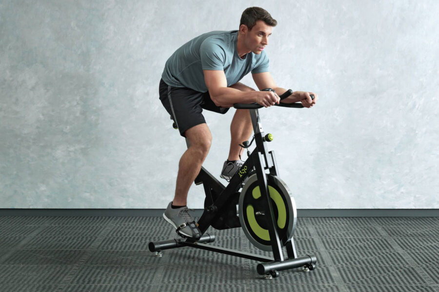 Opti-Aerobic-Manual-Exercise-Bike