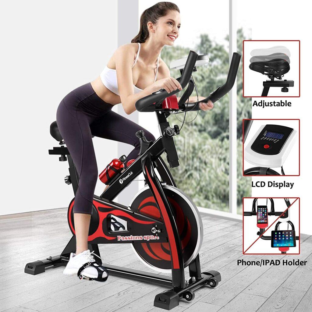 Fitness Club Passion Sport Indoor Bike
